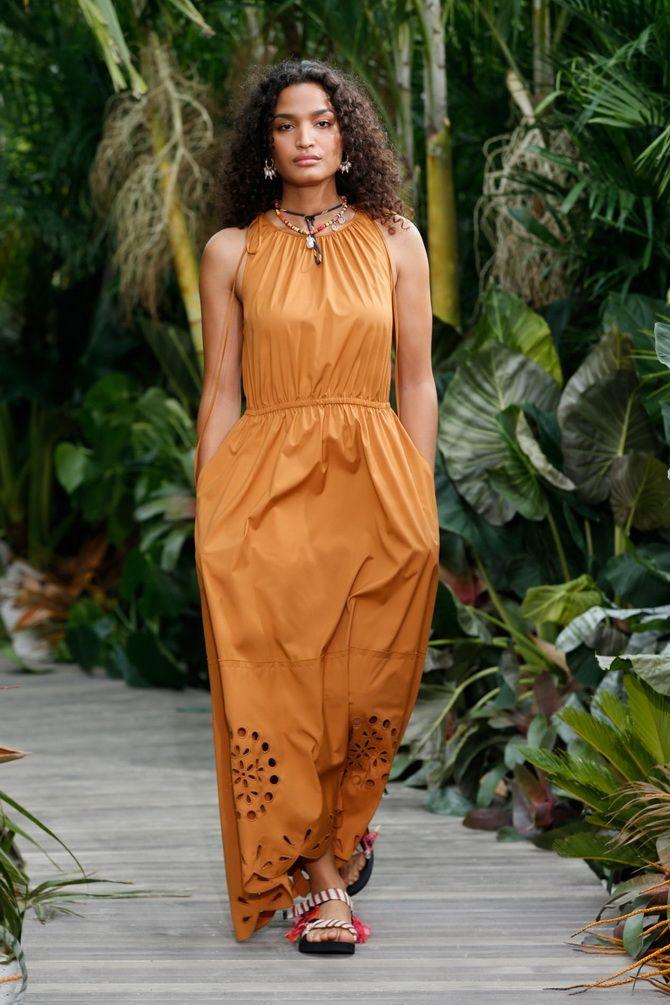 Неделя моды Нью-Йорке – лучшие коллекции Women's Spring-Summer 2021 в онлайн-формате 5