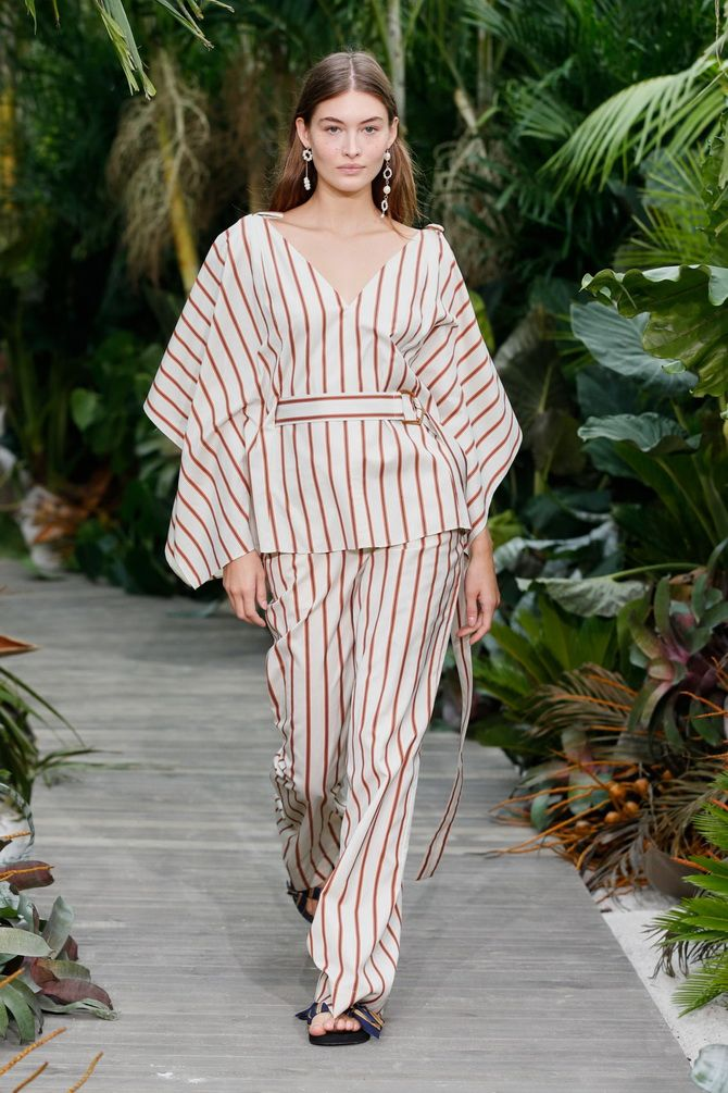 Неделя моды Нью-Йорке – лучшие коллекции Women's Spring-Summer 2021 в онлайн-формате 7