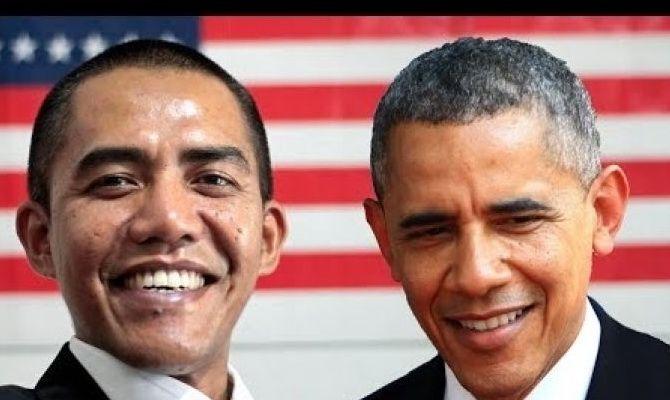 Барак Обама і Ільхам Анас