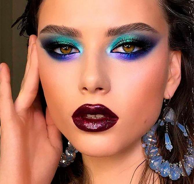 Тренды осени 2020: советы по макияжу от топ-стилистов 1