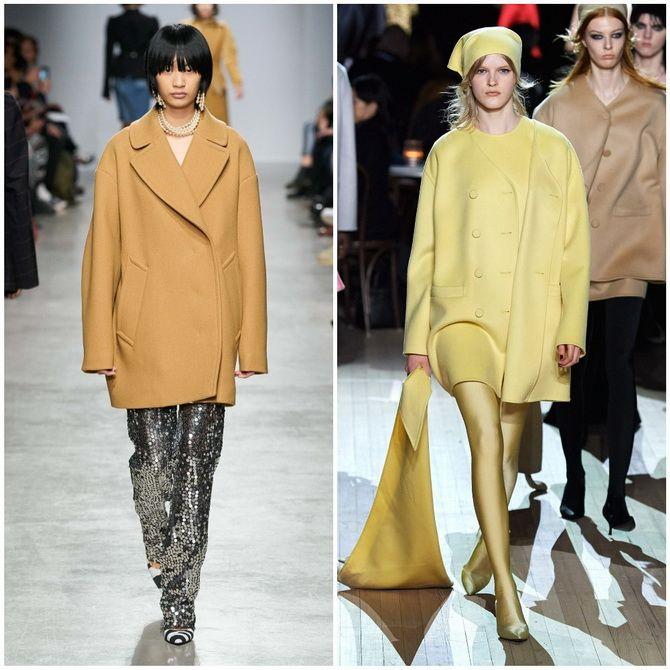 Женское пальто: самая популярная вещь модного сезона осень-зима 2020-2021 14