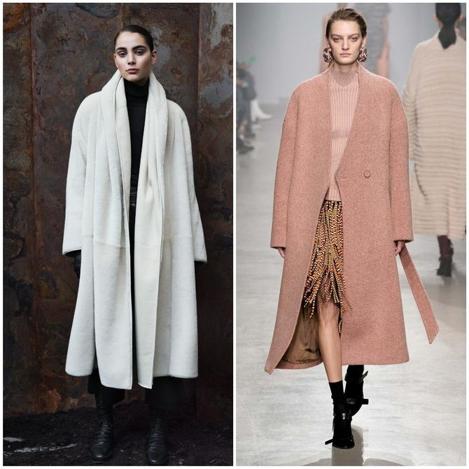 Женское пальто: самая популярная вещь модного сезона осень-зима 2020-2021 23