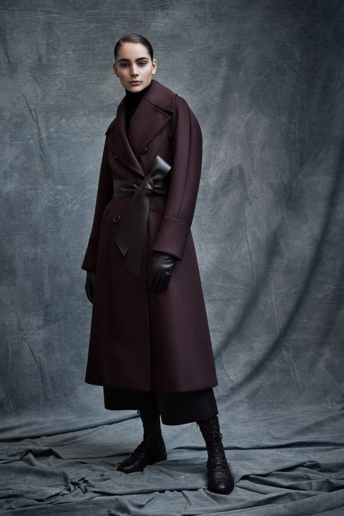 Женское пальто: самая популярная вещь модного сезона осень-зима 2020-2021 26