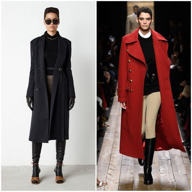 Женское пальто: самая популярная вещь модного сезона осень-зима 2020-2021 27