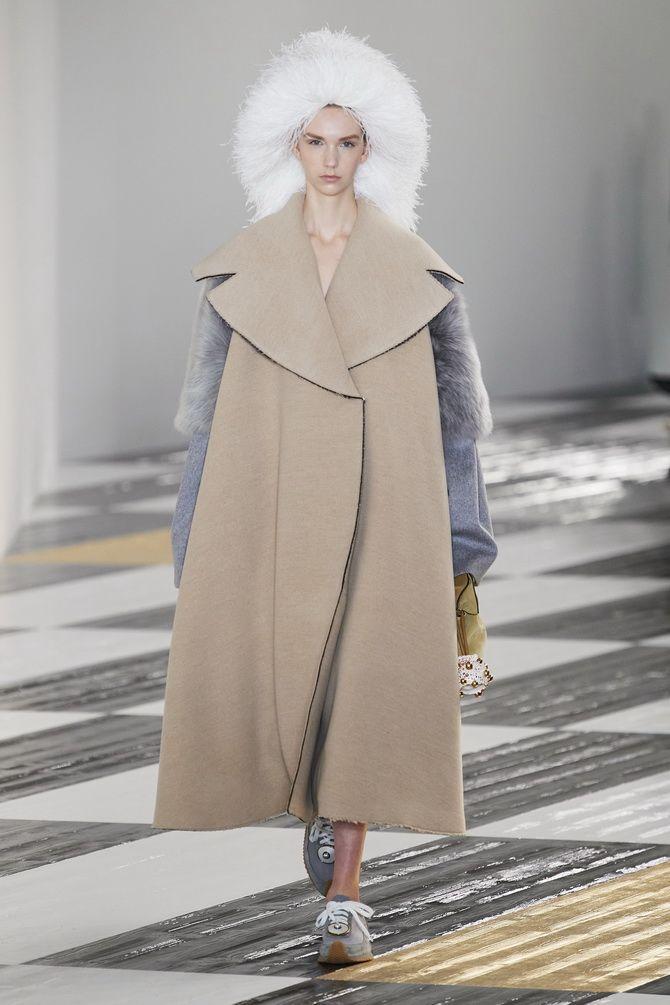 Женское пальто: самая популярная вещь модного сезона осень-зима 2020-2021 3
