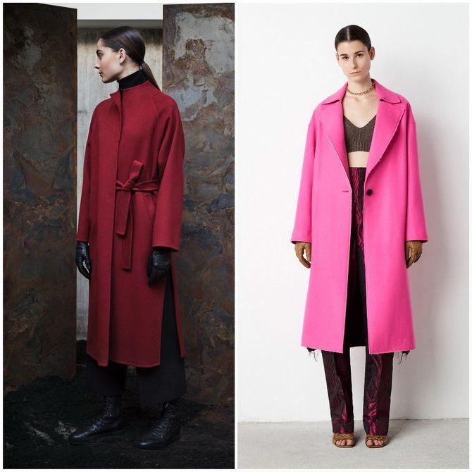 Женское пальто: самая популярная вещь модного сезона осень-зима 2020-2021 30
