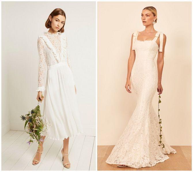 Мереживні сукні: ніжний та жіночний тренд 2020-2021 року 15