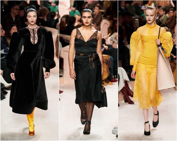 Кружевные платья: самый женственный тренд 2020-2021 года 2