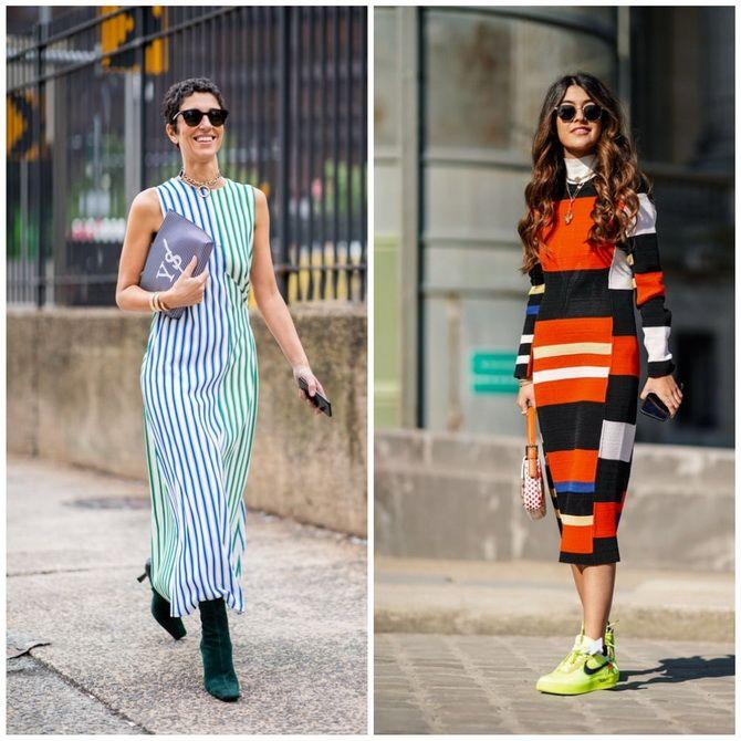 Платье-футляр – элегантная классика в женской моде 2020-2021 года 21