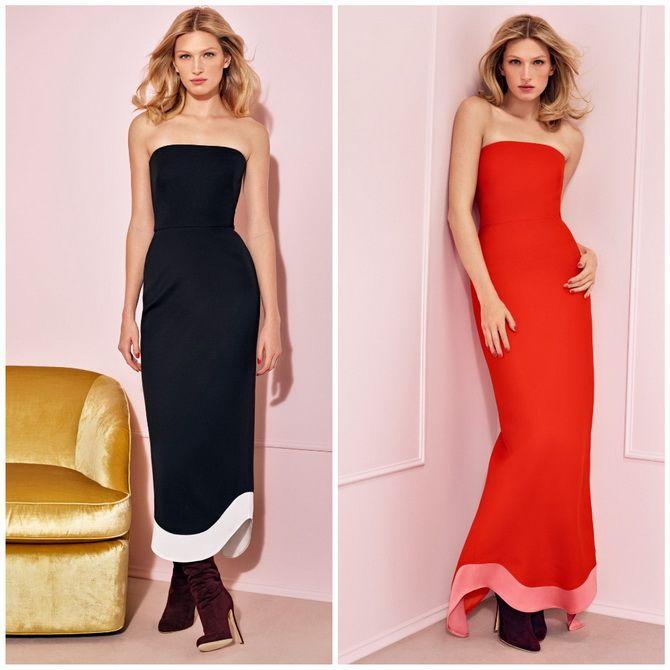 Платье-футляр – элегантная классика в женской моде 2020-2021 года 23