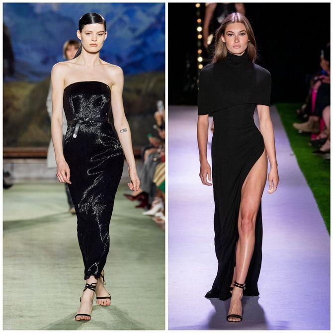 Платье-футляр – элегантная классика в женской моде 2020-2021 года 30