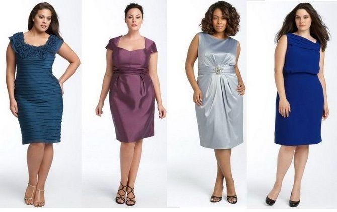 Платье-футляр – элегантная классика в женской моде 2020-2021 года 32