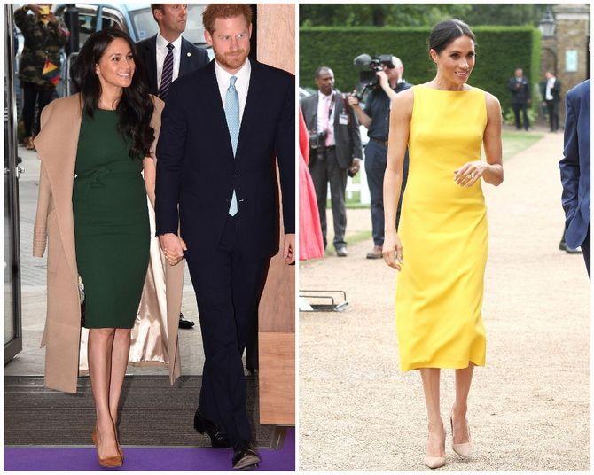Платье-футляр – элегантная классика в женской моде 2020-2021 года 6