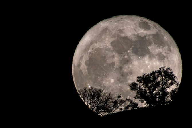 «Мисливська» Повня 2 жовтня 2020: що нам готує повний Місяць цієї осені? 2
