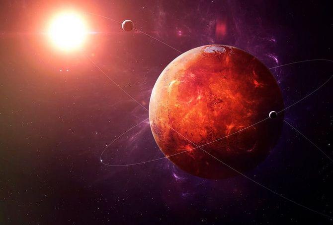 Ретроградный Марс в сентябре 2020: как уберечь себя в сложный период? 3