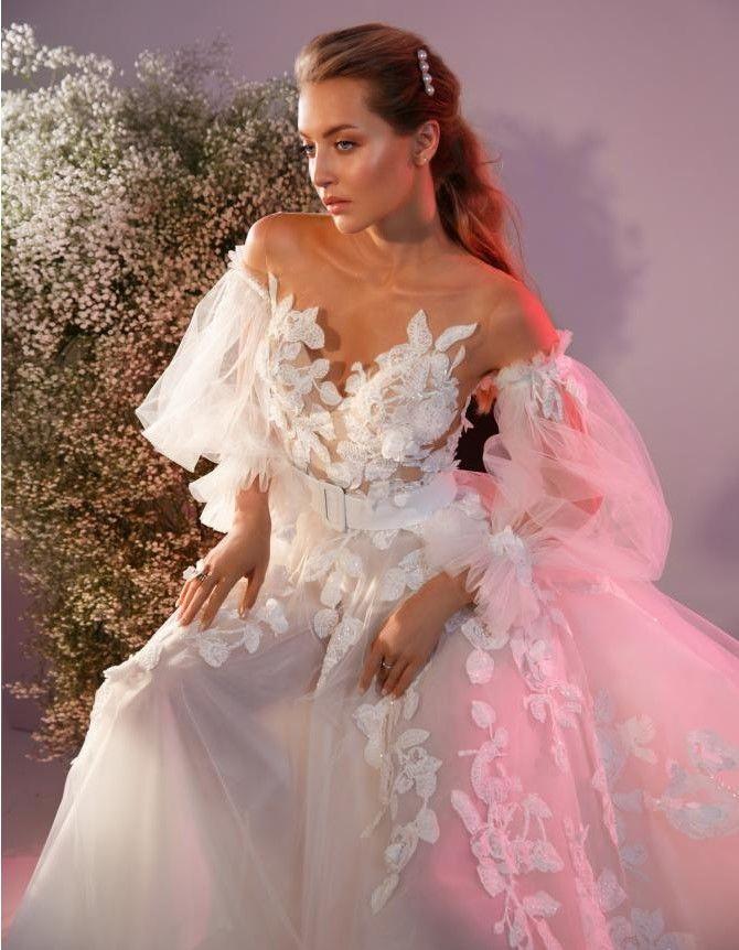 Популярные и изысканные свадебные платья Versal 1