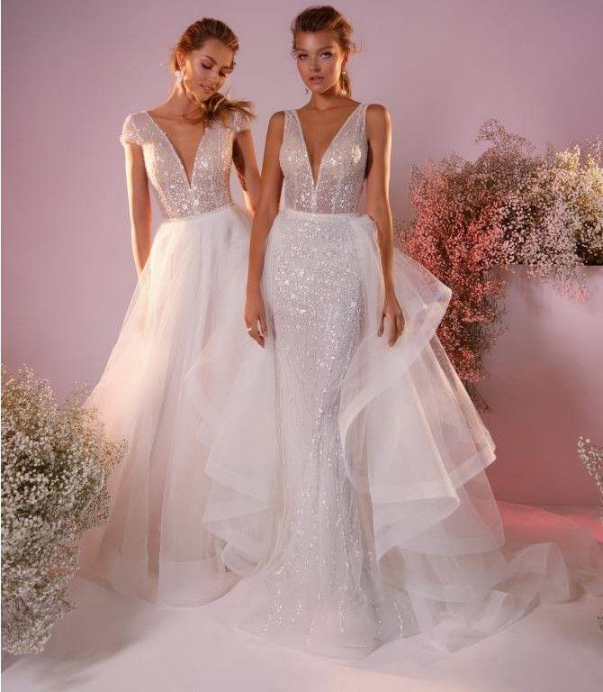 Популярные и изысканные свадебные платья Versal 3