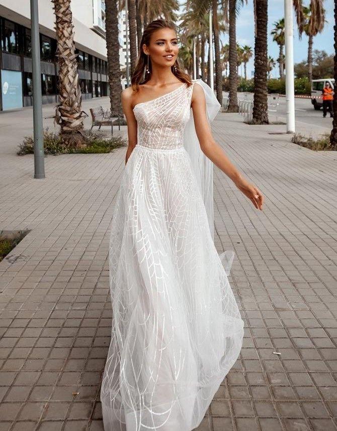 Популярные и изысканные свадебные платья Versal 5
