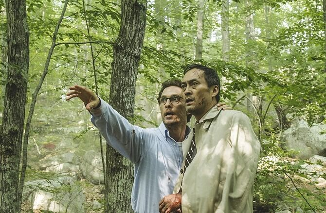ТОП ужастиков про отдых в лесу, от которых вам будет очень страшно 8