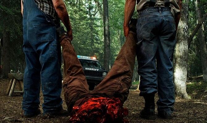 ТОП ужастиков про отдых в лесу, от которых вам будет очень страшно 3