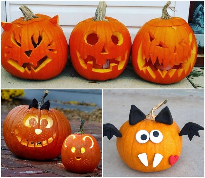 35+ DIY Halloween Pumpkin Ideas 32