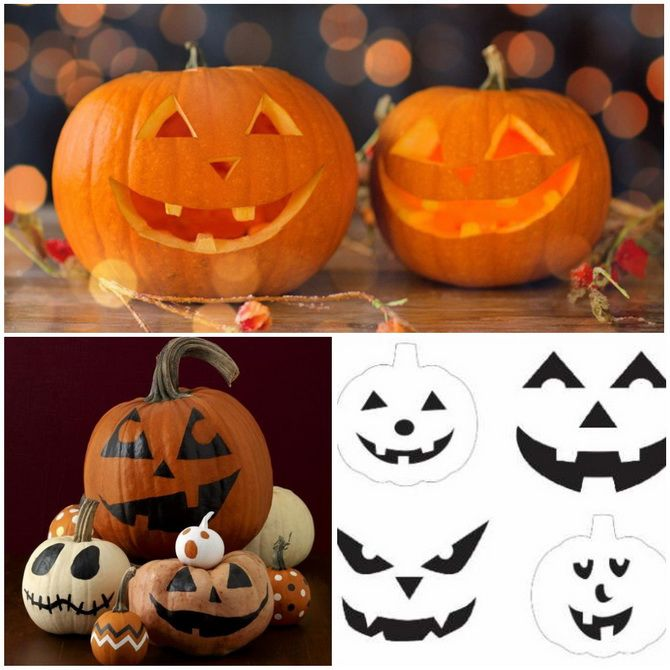 35+ DIY Halloween Pumpkin Ideas 37