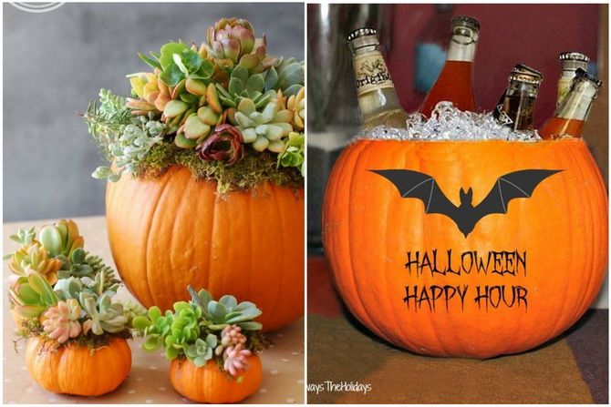 35+ DIY Halloween Pumpkin Ideas 40