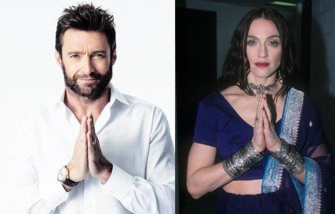 Западные звезды, которые практикуют йогу и медитацию 1