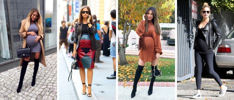 Мода для вагітних 2020-2021: фасони на прохолодні сезони