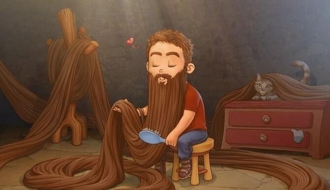 День бороды 2020