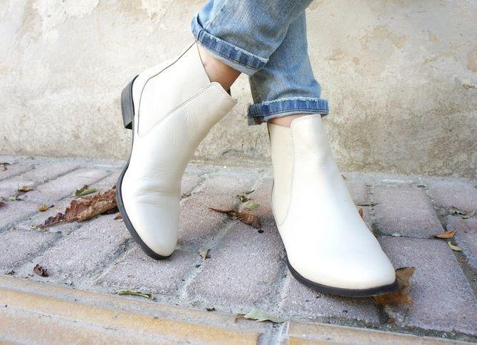 С чем носить ботинки челси – модный обувной тренд 2020-2021 11