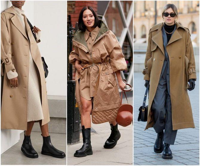 С чем носить ботинки челси – модный обувной тренд 2020-2021 17