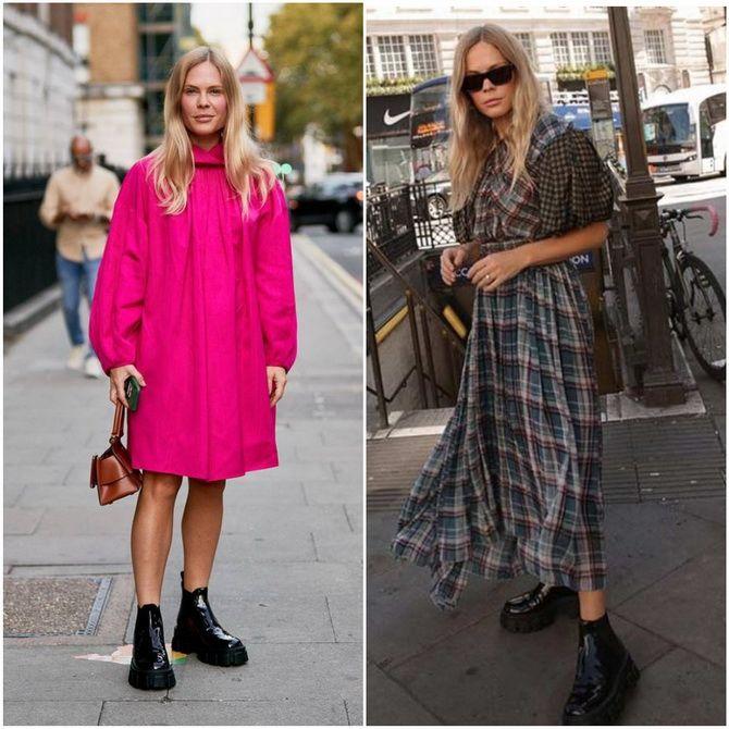 С чем носить ботинки челси – модный обувной тренд 2020-2021 22