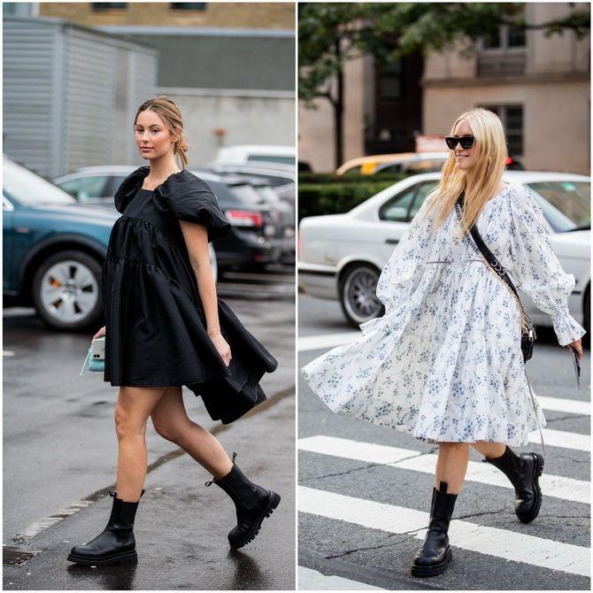 С чем носить ботинки челси – модный обувной тренд 2020-2021 23