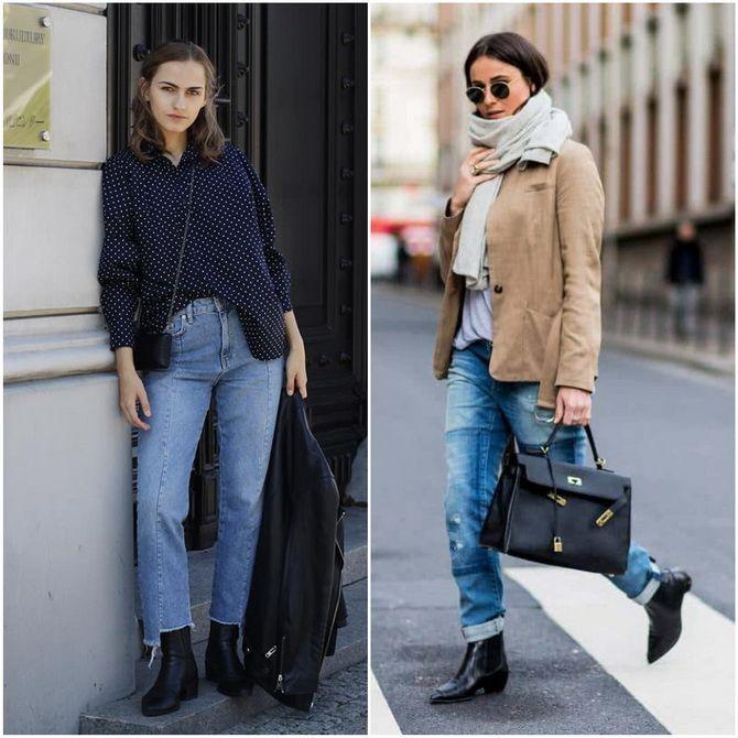 С чем носить ботинки челси – модный обувной тренд 2020-2021 26