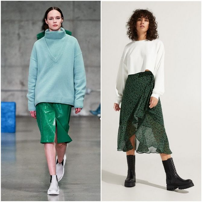 С чем носить ботинки челси – модный обувной тренд 2020-2021 29