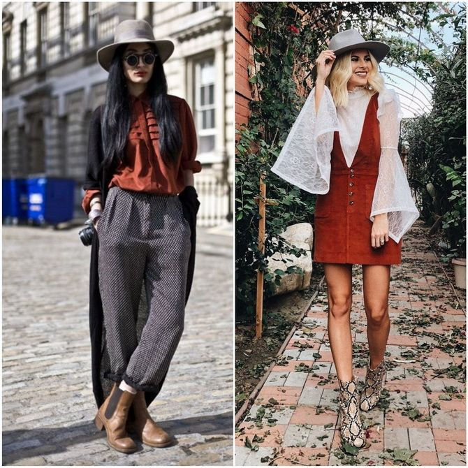 С чем носить ботинки челси – модный обувной тренд 2020-2021 31