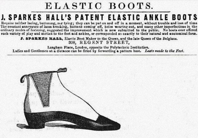 С чем носить ботинки челси – модный обувной тренд 2020-2021 6