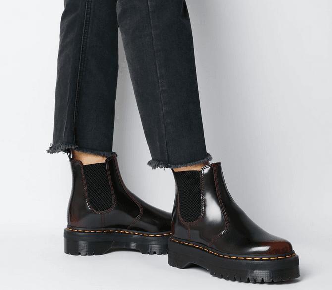 С чем носить ботинки челси – модный обувной тренд 2020-2021 8