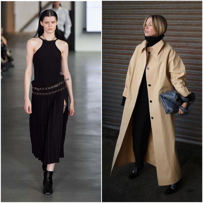 С чем носить ботильоны в 2020-2021 году: модные образы, которые легко повторить 16