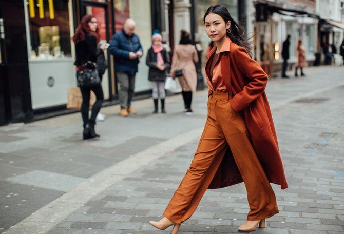 С чем носить ботильоны в 2020-2021 году: модные образы, которые легко повторить 19