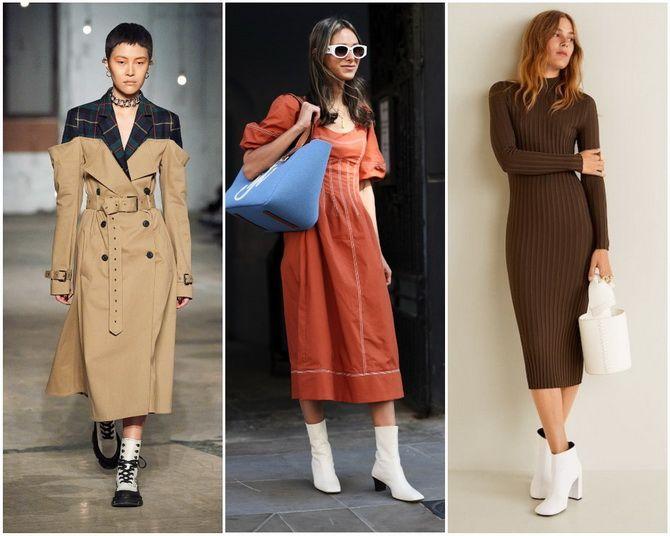 С чем носить ботильоны в 2020-2021 году: модные образы, которые легко повторить 22