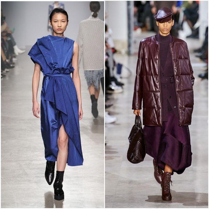 С чем носить ботильоны в 2020-2021 году: модные образы, которые легко повторить 24
