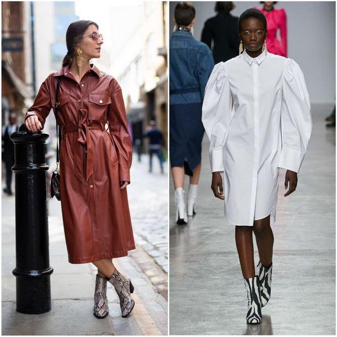 С чем носить ботильоны в 2020-2021 году: модные образы, которые легко повторить 28