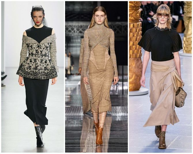 С чем носить ботильоны в 2020-2021 году: модные образы, которые легко повторить 7