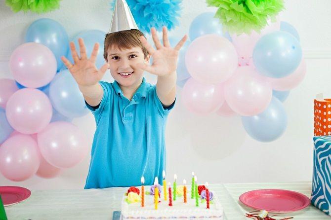 З днем народження сина – привітання своїми словами 3