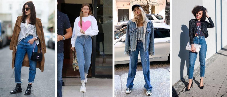 Ідеї образів з блакитними джинсами, які не вийдуть з моди