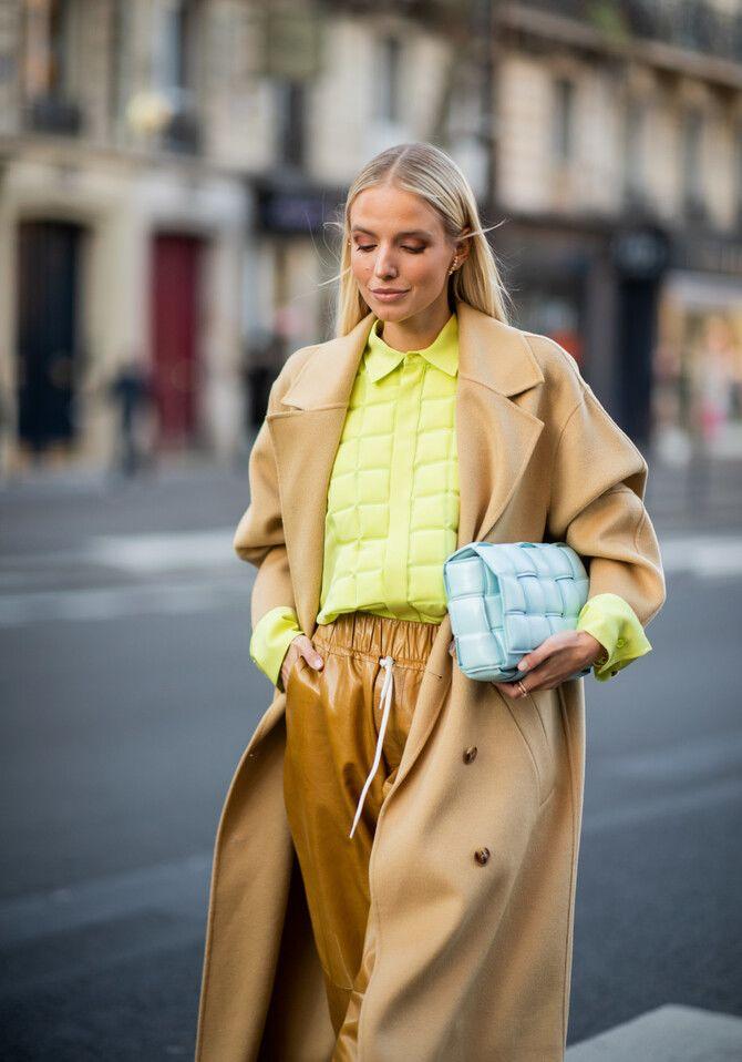 Модные цвета осень-зима 2020-2021: фото, тренды цветов 25