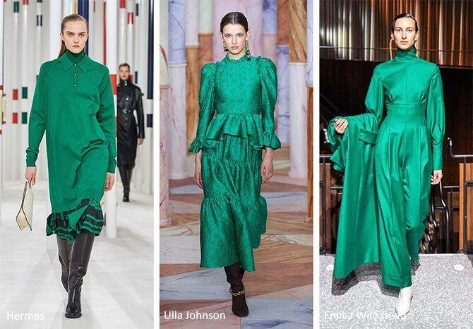 Модные цвета осень-зима 2020-2021: фото, тренды цветов 28