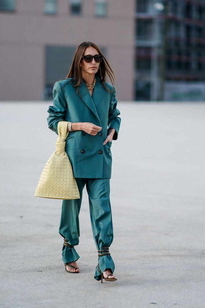 Модные цвета осень-зима 2020-2021: фото, тренды цветов 29
